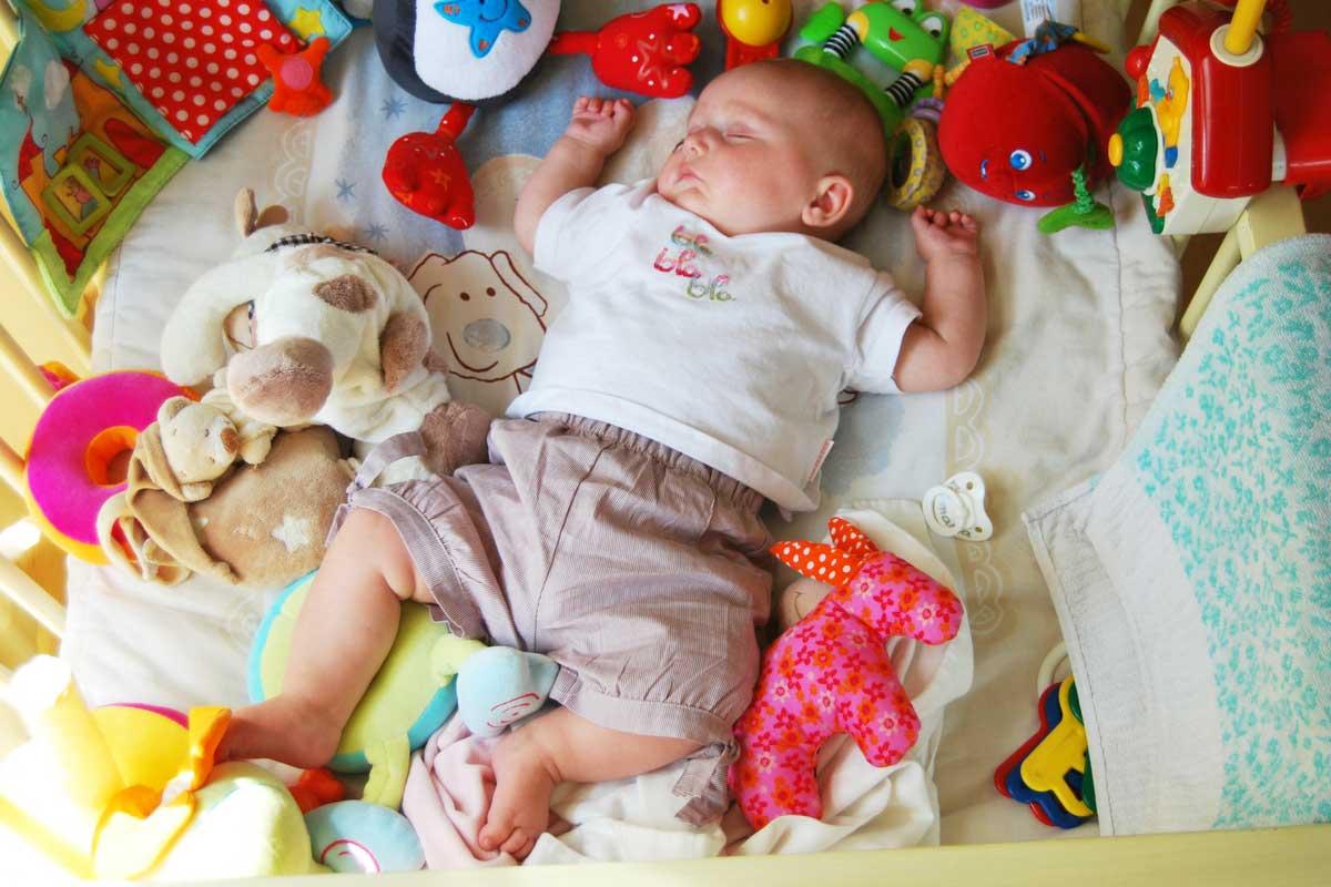 Sleep baby sleep - 13 steps to a sleeping baby - Kiwi Families