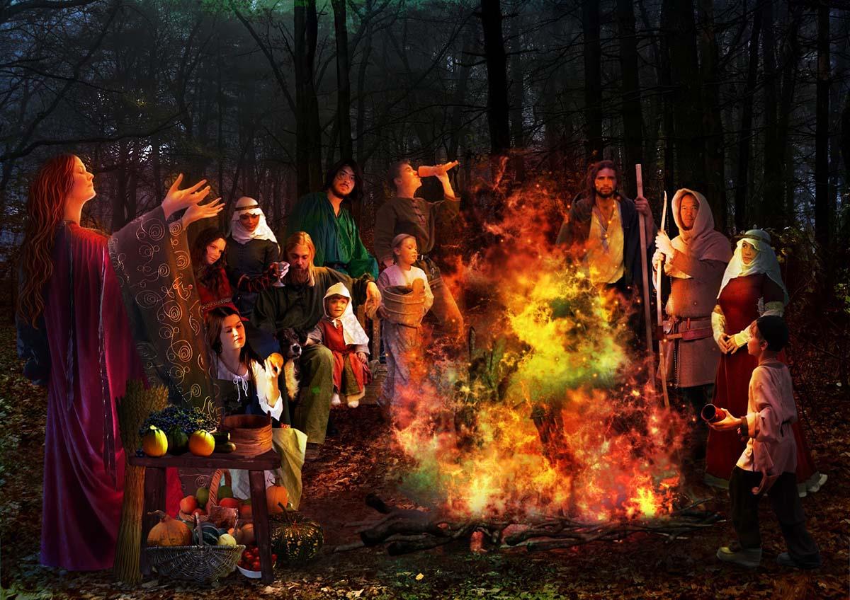 этого хэллоуин в новый год картинки этом