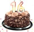 Sixteenth birthday party