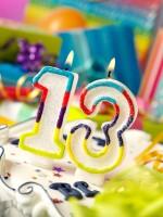 iStock_000013145378XSmall thireteenth birthday