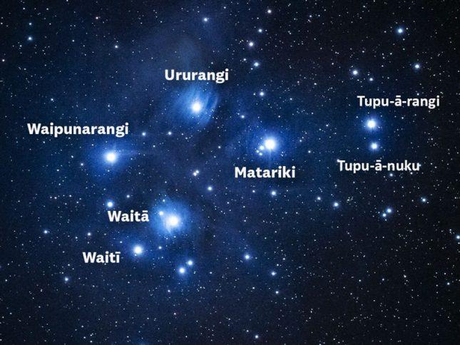matariki-stars-seven-sisters-Maori-New-Year-Pleiades