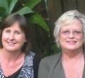 Debbie Knowles and Julie Mulcahy