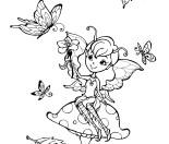 Aki Fukuoka Butterlies Fairy