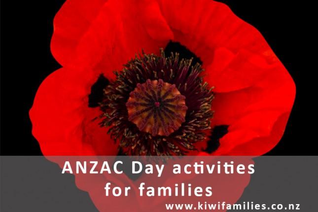 ANZAC Day activties