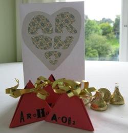 Te Reo Valentine's Day crafts