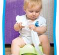 girl potty training