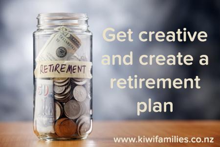 Create a retirement plan