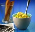 Mashed eggs recipe
