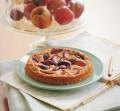 Hazelnut Plum Cake