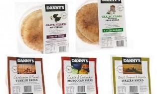 Danny's Pita bread giveaway