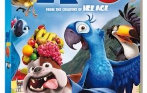 Rio DVDs