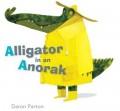 Alligator in an Anorak