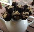 raw cake pops