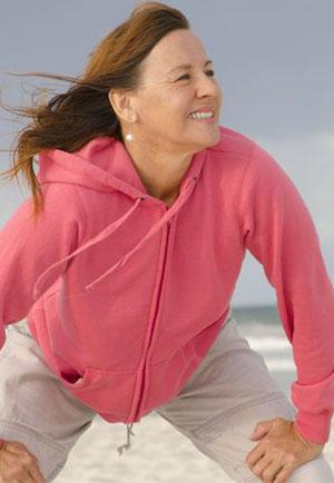 keeping fit in menopause