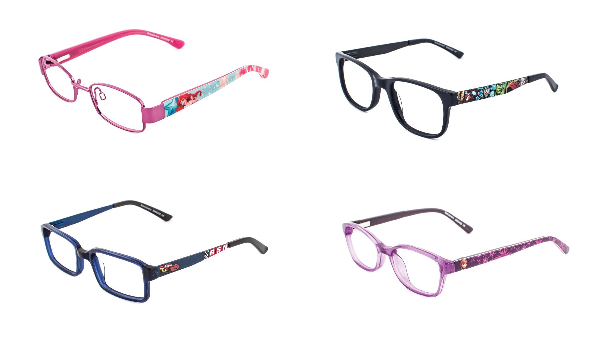 b37ba1ba135 Specsavers Disney frames and toy pack - Kiwi Families