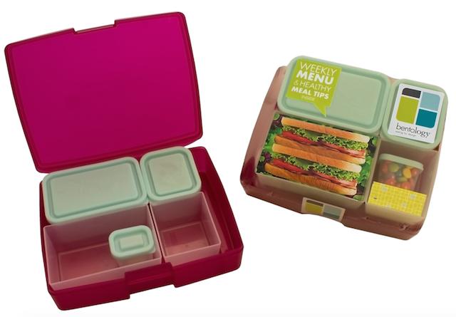 bentology laptop lunchbox set of 6 kiwi families. Black Bedroom Furniture Sets. Home Design Ideas