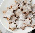 Star shaped sugar cookie recipe
