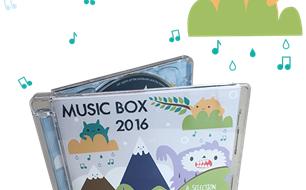Music Box 2016