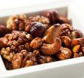 spiced roast nuts