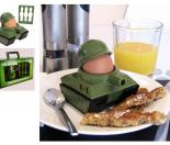 Egg cup holder tank