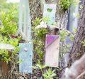 Easy to make outdoor fairy door