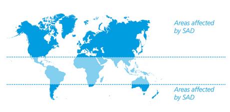 Global prevalence of Seasonal Affective Disorder