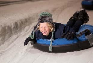 Snowplanet tubing experiences