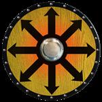 Viking-Berserker-Shield