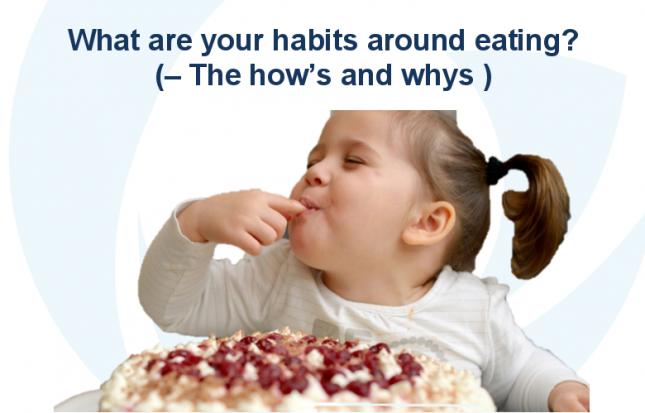 Eating habits-screenshot