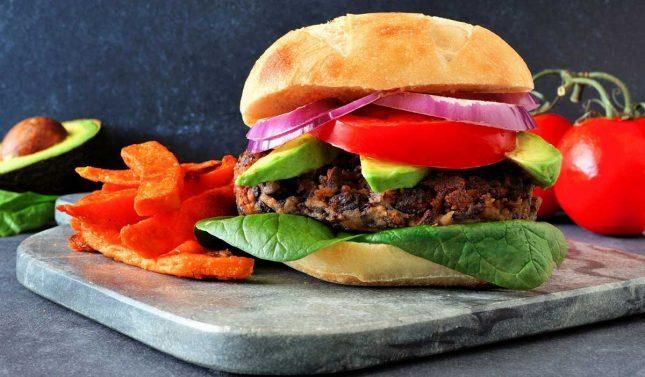 Kumara Cannellini Burgers Sweet potato Burgers