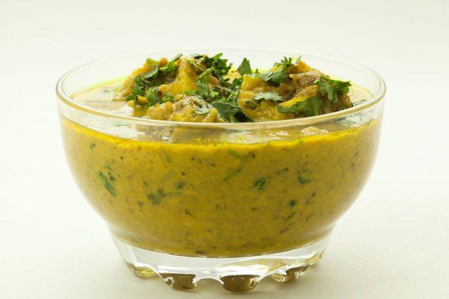 Potato egg curry recipe