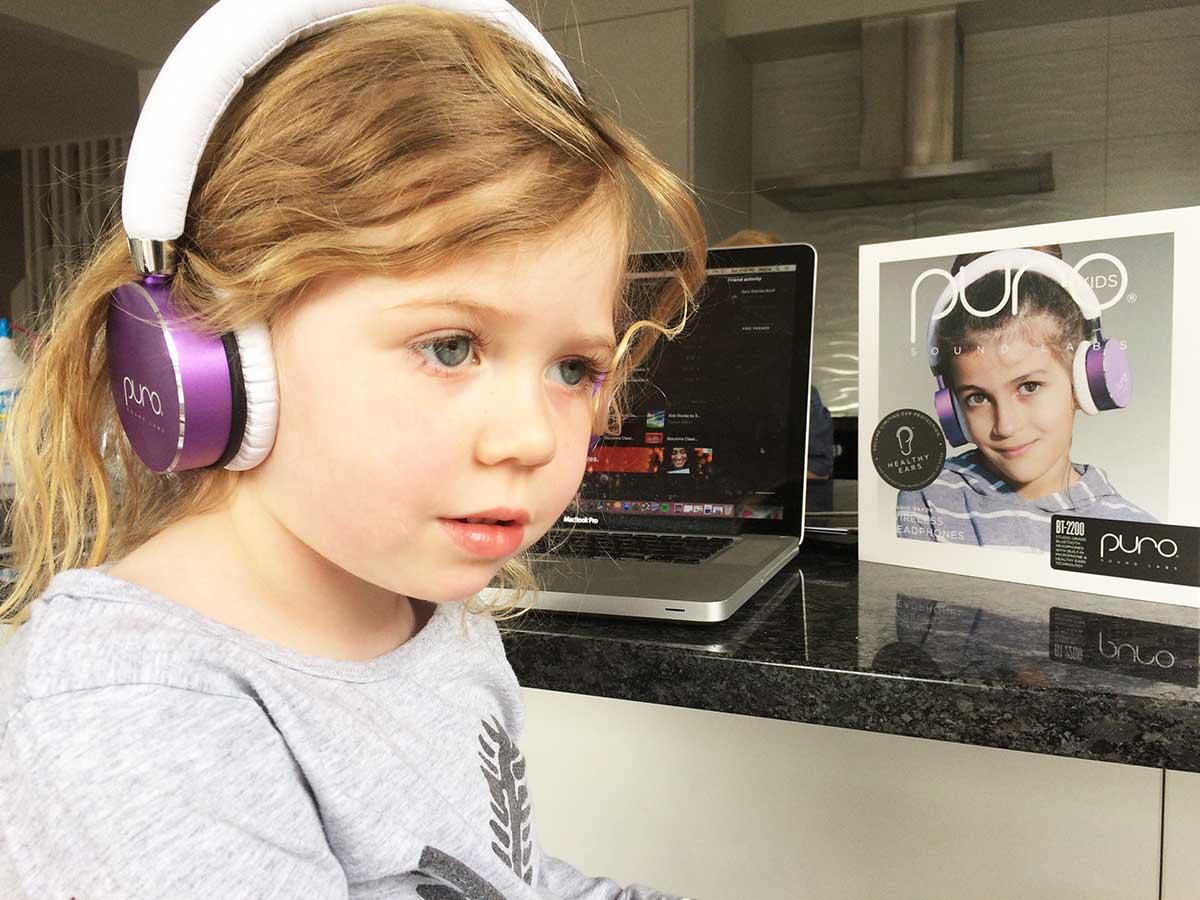 1983bc0bdce Puro Kids BT-2200 Headphones Review - Kiwi Families