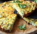 Kumara Frittata recipe