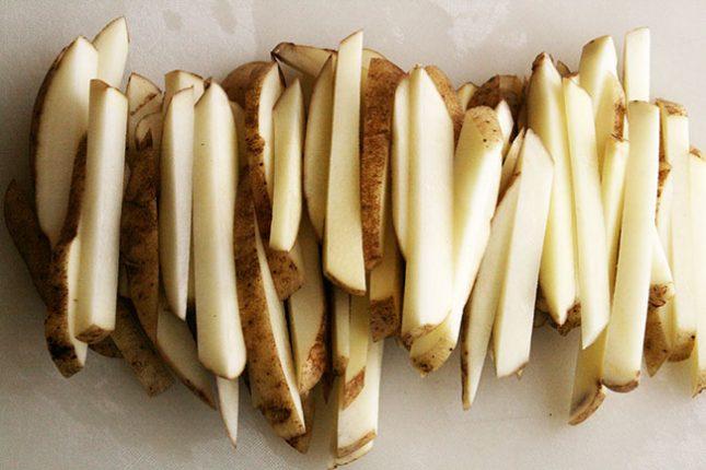 Sliced Potato Chips