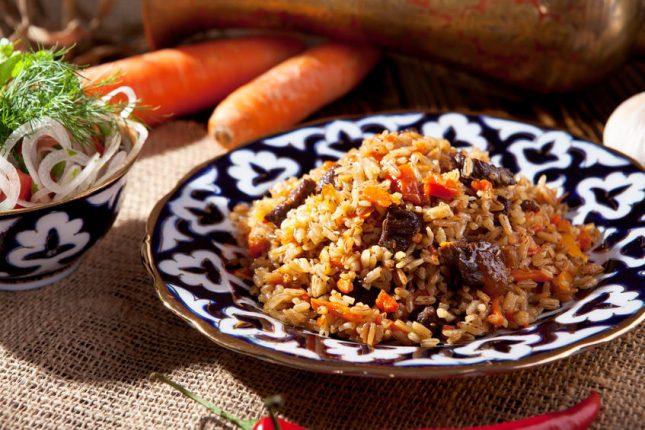 Healthy Brown Rice Salad