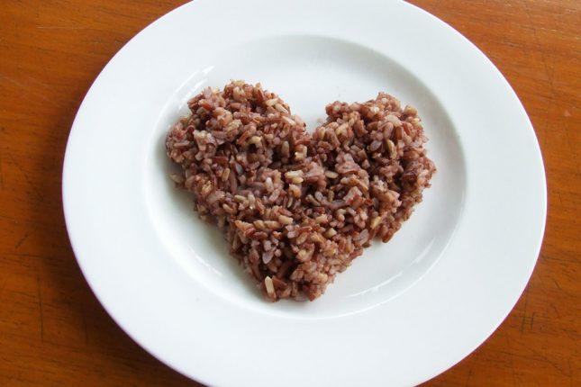 Healthy Rice Salad