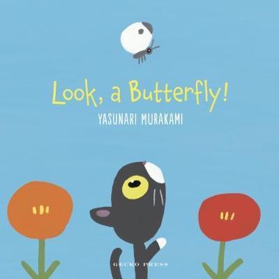 look a butterfly-Yasunari Murakami