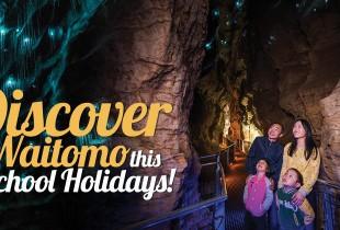 Waitomo Caves-Kiwi Families