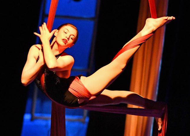 Circus School-Strength-Creativity