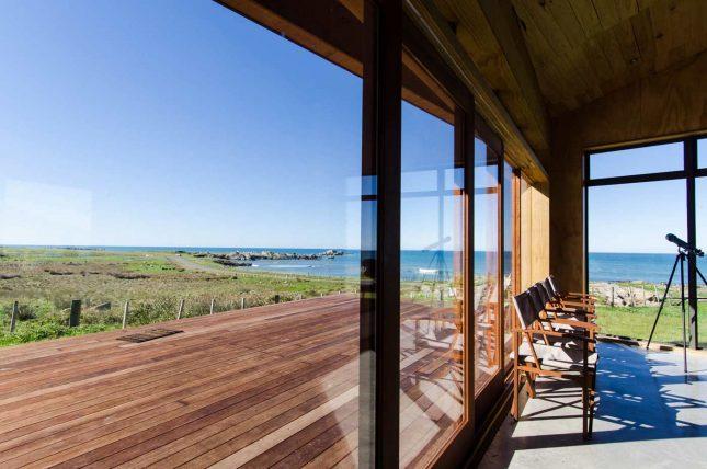 Tora Coastal Walkway Wairarapa-stony-bay-lodge-windows