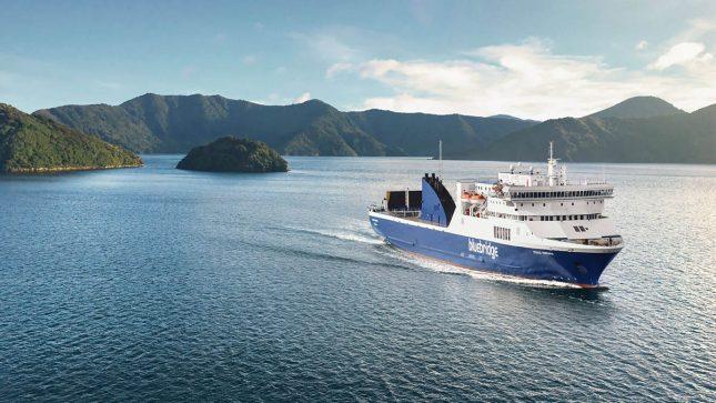 Courtesy: Bluebridge Cook Strait Ferries
