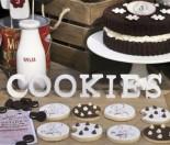 Justine's Cookies & Milk Party