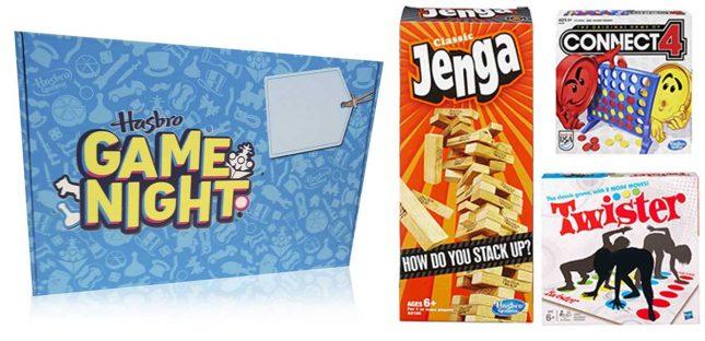 Win a Hasbro games box set worth $98.95