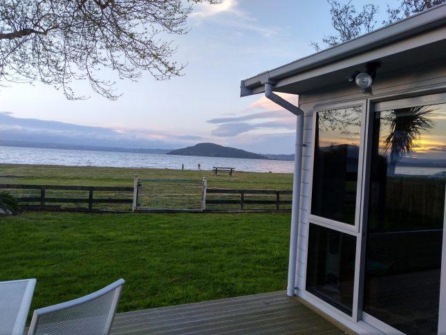 Hannah's Bay Cottage-lake view