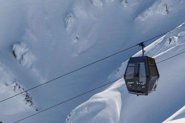 Sky Waka - Gondola - Mt Ruapehu