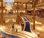 Disney Cruise-lobby