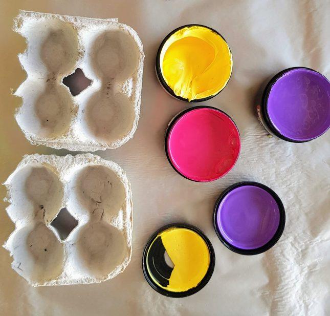 Egg Carton base