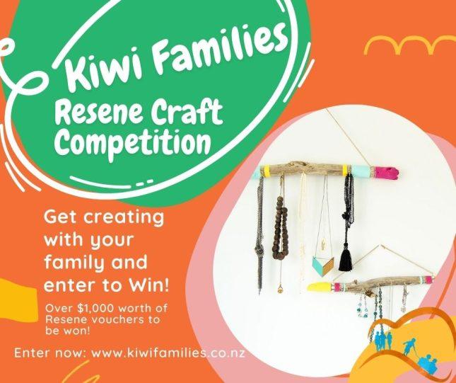 Resene Craft Competition2